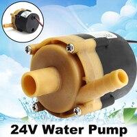 DC 24V 55W Brushless Motor Fluid Transfer Circulation Water Pump 2.3A 21L/min 11M
