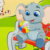 Aprendizagem Musical Fazenda Música de Flash tipo Cobertor Tapete para As Crianças Do Bebê jogo de música tapete animais