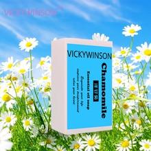 VICKYWINSON Chamomile essential oil soap bath soap chamomile handmade soap handmade soap 50