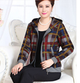 women jacket tops woman coat jaqueta feminina abrigos y chaquetas veste femme winter printed sweatshirt cardigan plus size 5XL