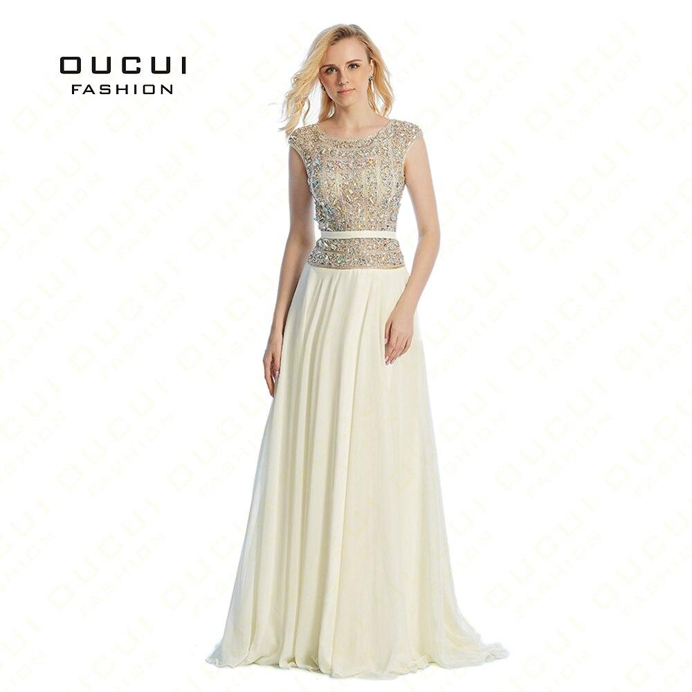 cap sleeves abendkleider crystal louisvuigon woman rhinestone robe de soiree long prom evening. Black Bedroom Furniture Sets. Home Design Ideas