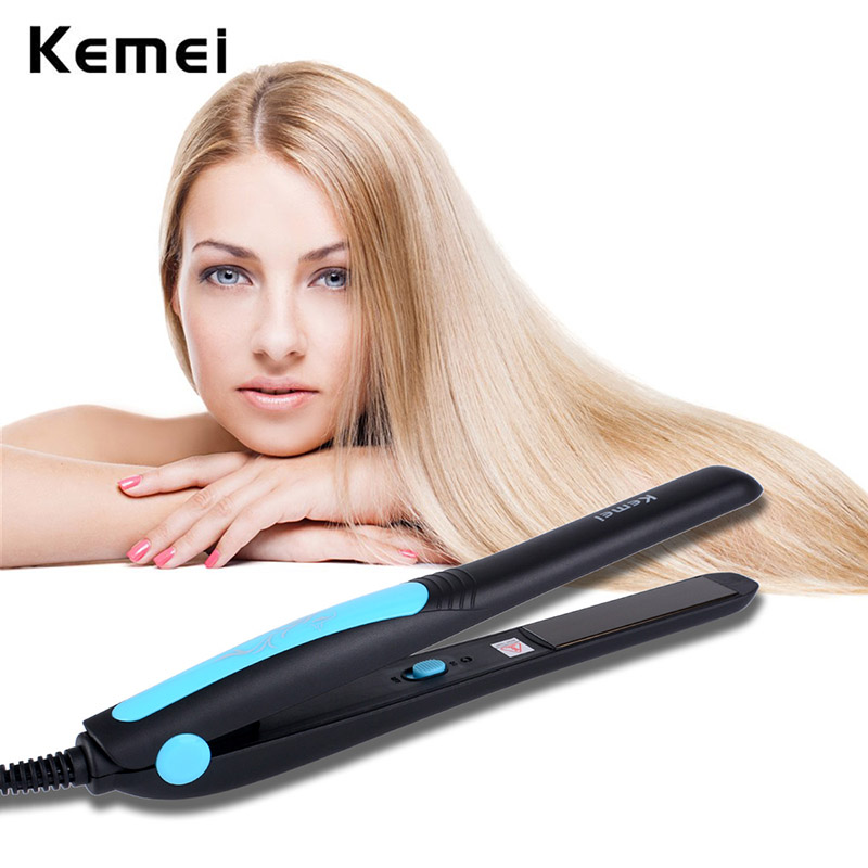 Kemei Hair Ceramic Electric Hair Curlers Curling Iron modelador de cachos para cabelo Professional Hair Curler Styling Tools 17