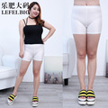 In the summer of 2017 Huang 's security pants, anti large size thin Leggings Pants Shorts gloss three