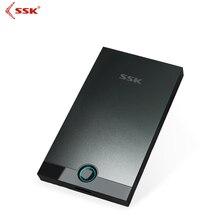 Portable PC hard enclosure/case/box