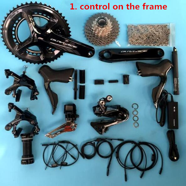 цена на Shimano Dura-Ace 9150 Di2 R9150 groupset 2*11s 22s road bike bicycle groupsets