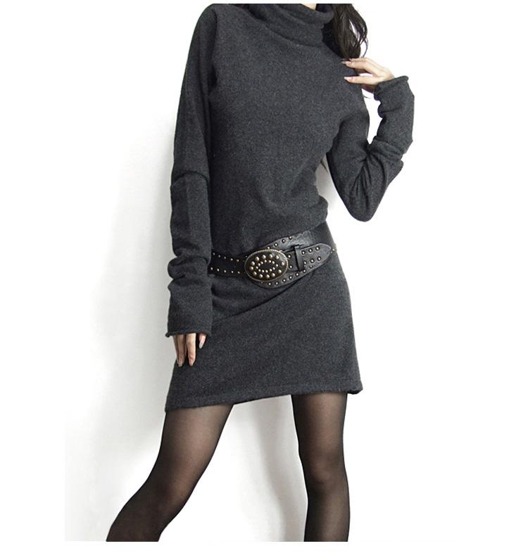 Dress Chinese Wool Women 6
