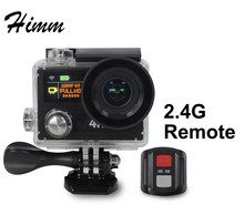 Action camera H8R ultra 4K / 30fps WiFi 2.0″Dual LCD Remote Controller proCam go waterproof sport camera