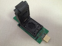 eMMC socket program flash chip eMMC153 socket eMMC169 BGA169 socket BGA153 Android phone flash data backup data recovery SD HDMI