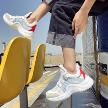 Breathable Mesh Women Casual Shoes Vulcanize Female Fashion Sneakers Lace Up Soft High Leisure Footwears