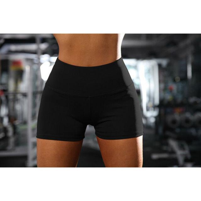 Womens Gym Shorts 4