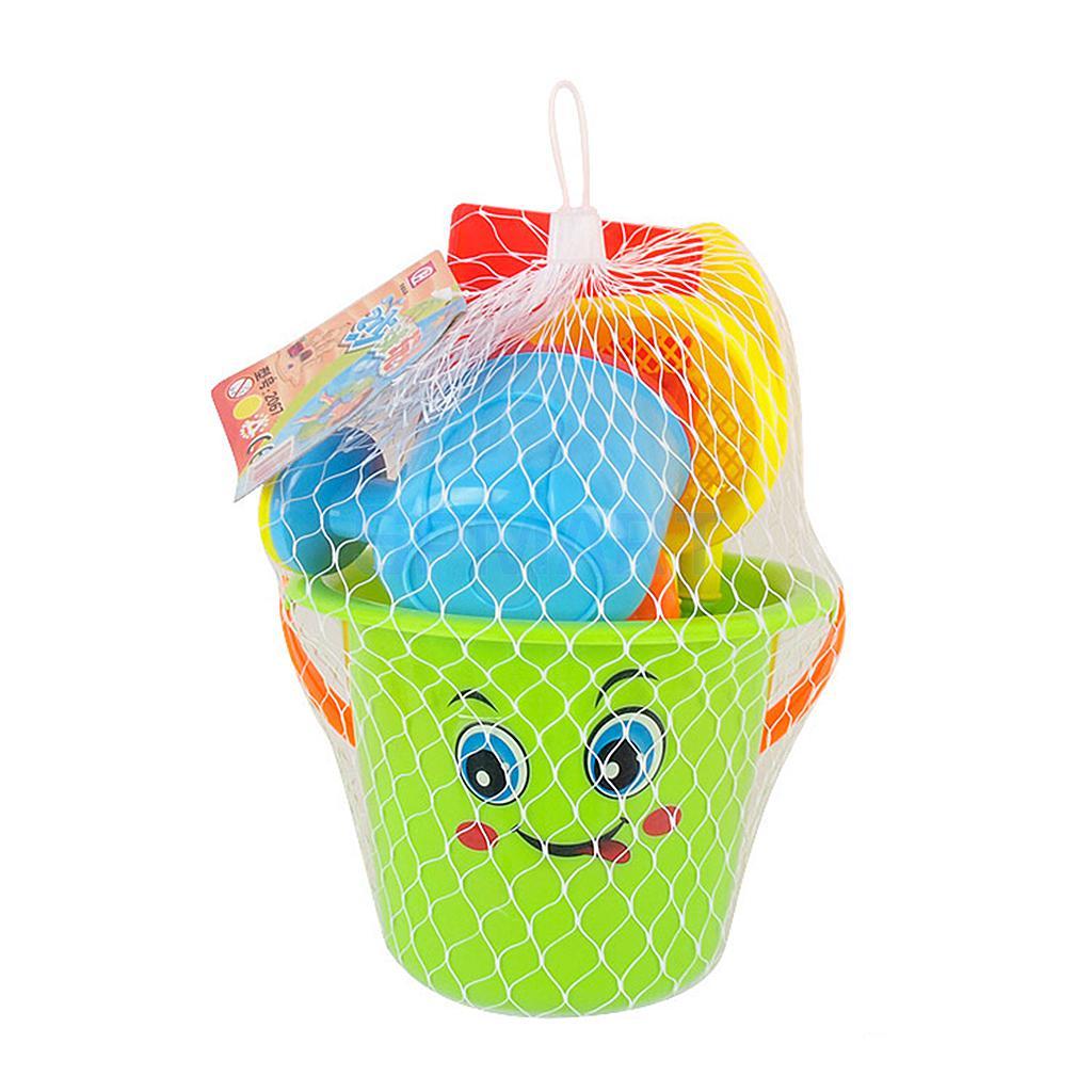 Beach Sand Toys For Kids : Kids children sand pit summer beach bucket toys seaside
