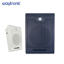 Wall-Mounted High-power Recordable PIR motion Sensor Sound Speaker Infrared Player Epidemic Prevention Reminder