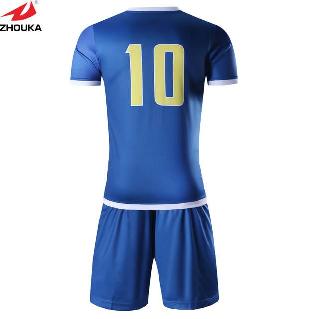 46eae2b01f56d placeholder Personalizado colorido terno de Futebol de formação