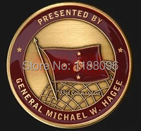 hot sale Collect coins Character medals Wholesale and retail custom flag coins cheap custom plating coins