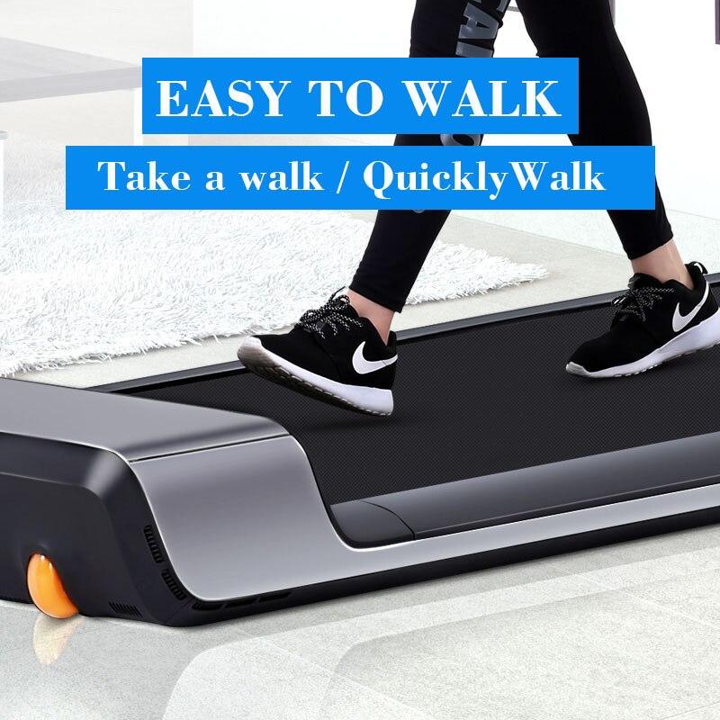 XIAO mi mi JIA Walkingpad marche machine pliable modèles ménagers bande de roulement non plate mi ll muet petit mi llet smart app - 3