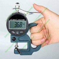 0-12.7*0.001mm mícron digital dial calibre de espessura com cabeça lisa especificação: 0-12.7mm/0.5*0.001mm/0.00005mm