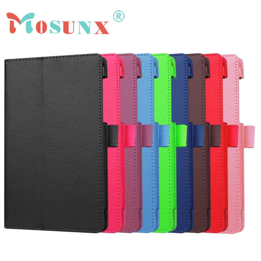 #AE 2016 New Flip Floding PU Leather Case Stand Cover for LenovoTab3 7 Essential(710F)