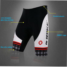 2016 nbike Men`s Outdoor spor tciclismo Cycling Shorts Riding Bicycle Bike 3D Padded Coolmax Shorts Tight Fitness M-4XL