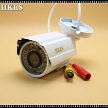 HKES 8pcs/lot 1080P Full HD SONY IMX323 AHD CCTV Security Camera 2.0 MegaPixel Dome CMOS Video Surveillance Camera Outdoor