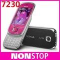 7230 Оригинал Nokia 7230 Bluetooth FM JAVA 3.15MP Разблокировки Сотовых Телефонов