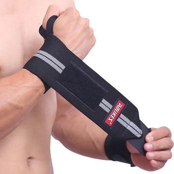 2pcs Wristband brace straps wraps 1