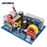 Aiyima1Pc Inversor 12V 220V コンバータ純粋な正弦波力インバーター DC Ac 300 ワット 500 ワット 600 ワットボード車両家庭用