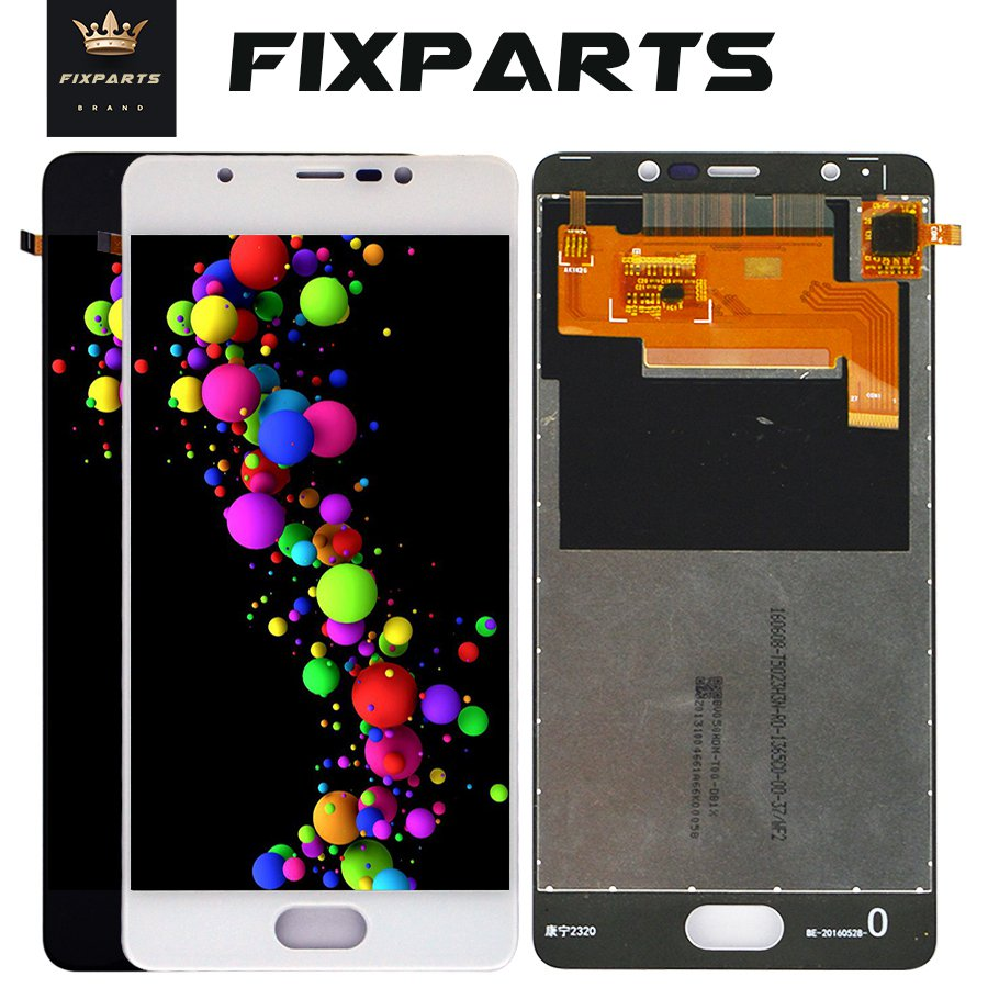 Original New Wiko U Feel Go LCD Lite Display And Touch Screen Assembly Repair Accessories Prime Fab