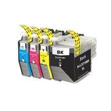 TINTA Tinta MANEIRA maneira LC3719XL LC3717 impressora cartucho de tinta para o irmão MFC J2330DW MFC J3530DW MFC J3930DW