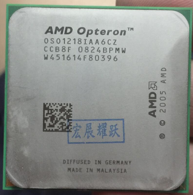 AMD Second Generation Opteron 1218 HE - OSO1218IAA6CZ 940 AM2+100% working properly Desktop Processor generation 100