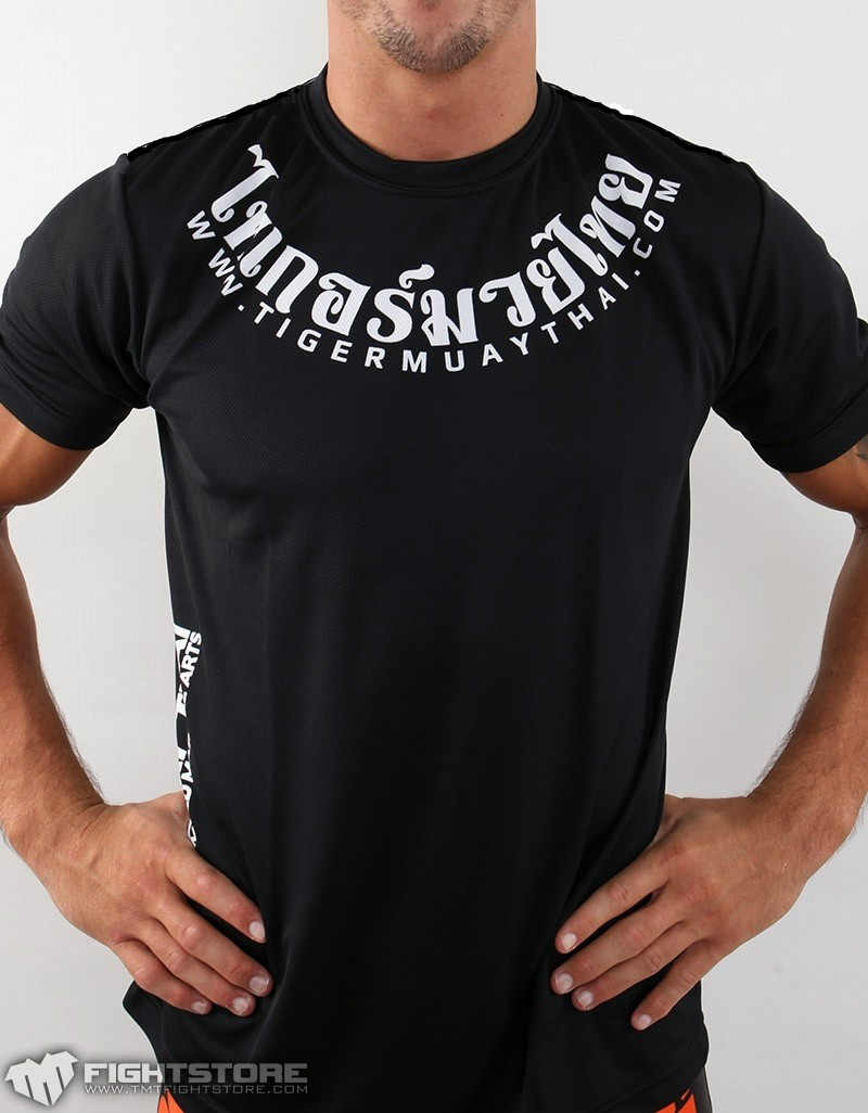 MMA Tiger Muay Thai Sak-Yant Tattoo t-shirt