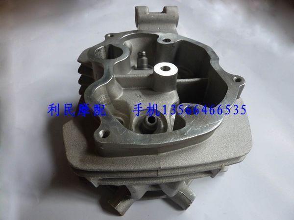 ФОТО Qiantangjiang qj125k motorcycle cylinder head singlecasing cg125 double