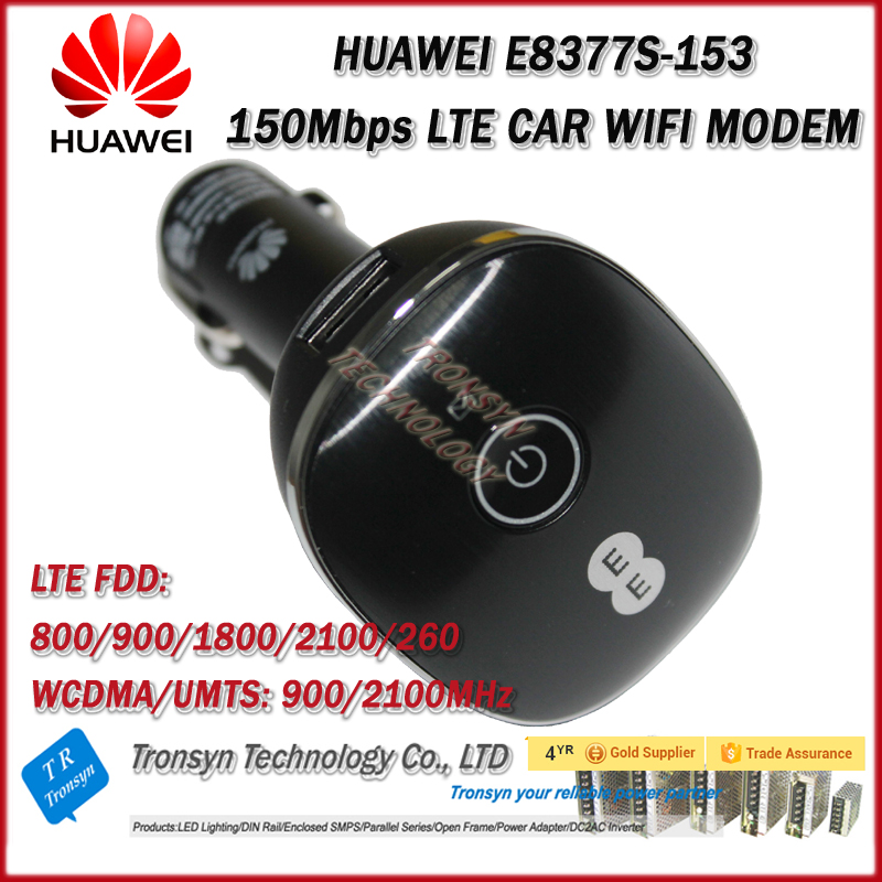Huawei E8377 E8377S-153 150Mbps 4G LTE Car WiFi Router And Carfi Modem 4G WiFi Support B1 B3 B7 B8 B20 new arrival original unlock huawei e8372h 150mbps 4g lte 12v car wifi router support b3 b7 b8 b28 b40