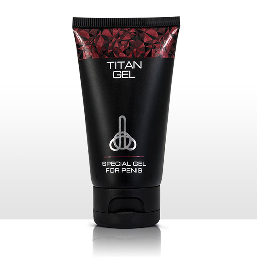 1pcs Russian Titan Gel, Penis Enlargement Cream Xxl