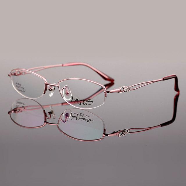 Toptical Ultra-leve Óculos Femininos Quadro Óculos de Miopia Óculos Mulheres Computador vidros da Radiação-resistente Lente Clara