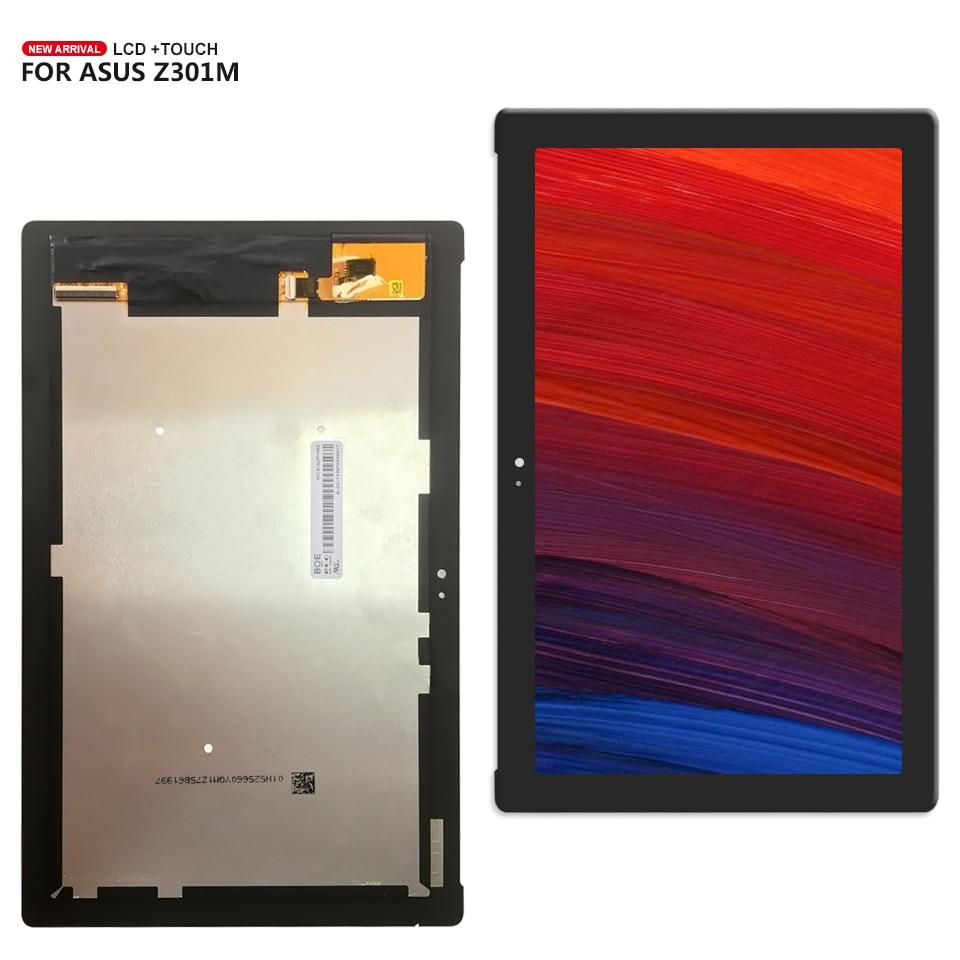 Écran LCD pour ASUS ZenPad 10 Z301M Z301ML Z301MFL P028 écran tactile numériseur verre assemblage + outils gratuits