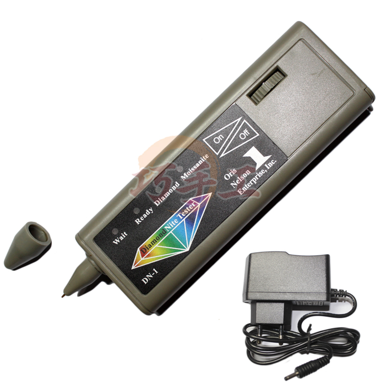 DiamondNite Dual diamond Tester , high quality,low price ,very small , easy to use and carry,durability