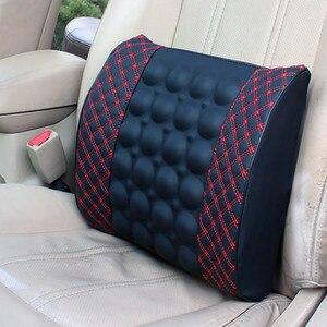 Car Massage Lumbar Cushion Car