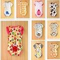 O Envio gratuito de Verão de 2016 Novas Roupas de Bebê Bebê Meninas Romper Newborn Shortalls Algodão Roupa Interior Sem Mangas Calças Macacão