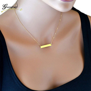 Geometric Women Clavicle Necklace