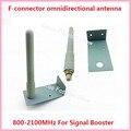 4 pcs 800-2100 mhz freqüência tubo indoor omni antena para gsm 3g 4g telefone celular mobile phone signal repetidor/impulsionador/amplificador
