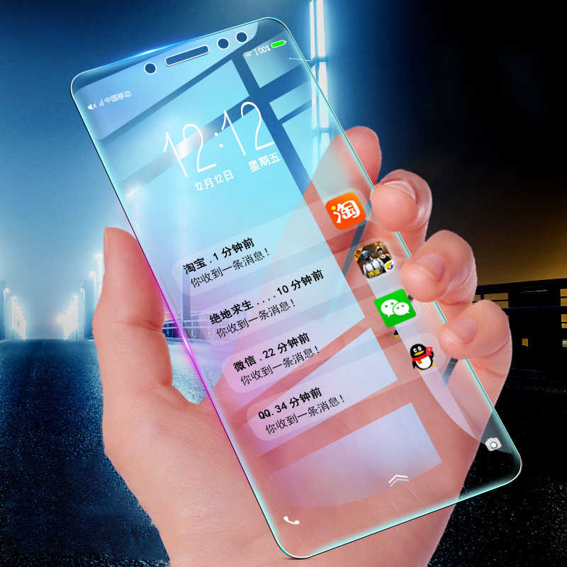 2 шт./лот Экран Защитная крышка для Xiaomi Redmi Y2 S2 6A 6 5A 5 Plus Note 6 4 4X5 Pro защитная пленка из закаленного стекла