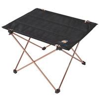 Portable Foldable Folding Table Desk Aluminium Alloy Furniture Oxford Fabric Outdoor Picnic Folding Camping Table
