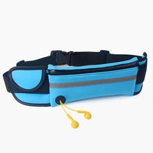 2016 New Waist Pack Waist Bag Waterproof Bags Pouch Cycl Pocket Walking Phone Coin Purse Bag for IPHONE TM003