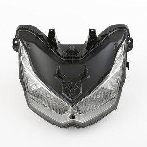 Image 2 - Motorcycle Headlight Head Light Lamp Assembly For Kawasaki Z1000 2010 2013 11 12