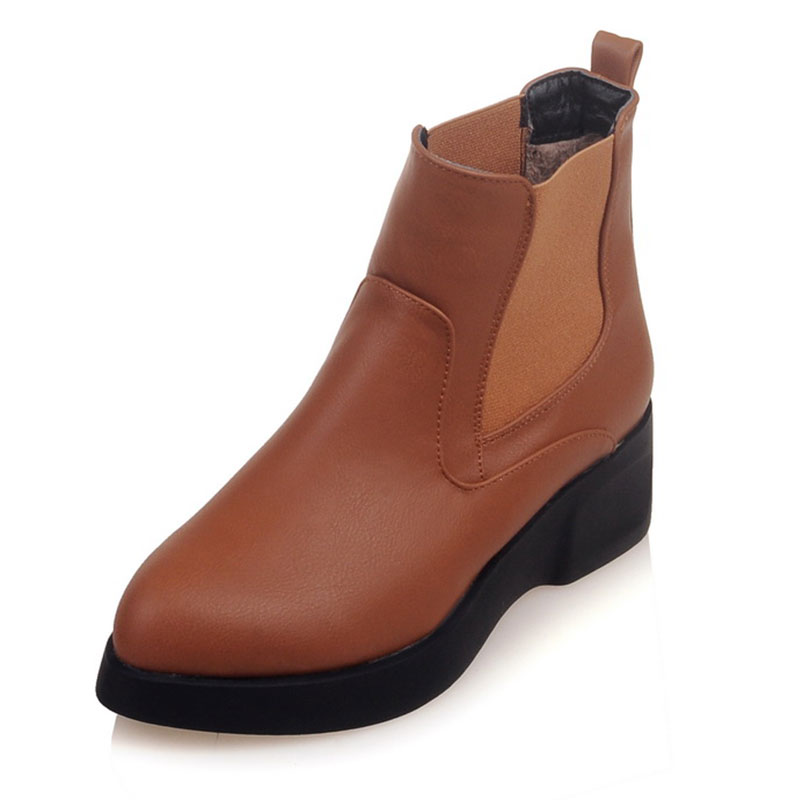 Popular Small Ankle Boots-Buy Cheap Small Ankle Boots lots from ...