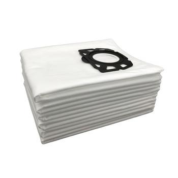6/12 piezas de bolsas de filtro para Karcher MV4 MV5 MV6 WD4 WD5 WD6 WD4000 a WD5999 de parte #2.863-006,0