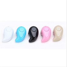 Cute Wireless Bluetooth V4.0 Earphone S530 Sport Headphone Headset Earbud Earpiece With Mic fit For iPhone 6 7 Phone For Tablet