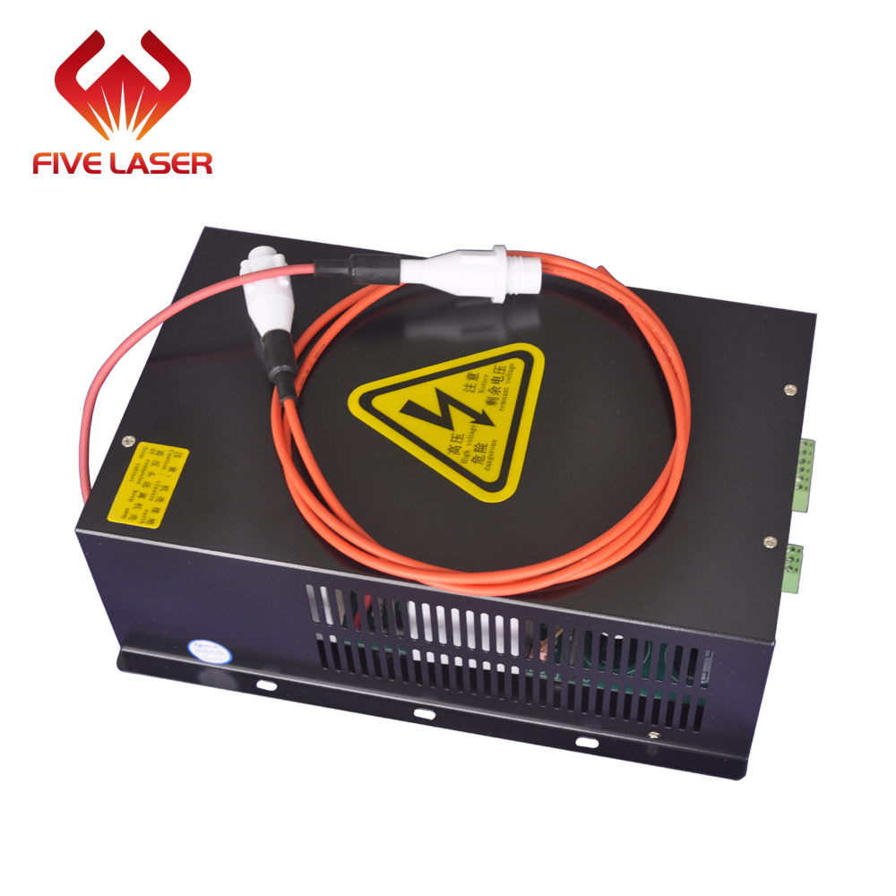 80w Laser Tube Used Hongyuan HY-T80 Laser Power Supply PSU