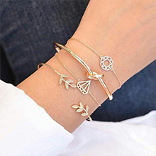 4-Pcs-Set-Bohemian-Leaves-Knot-Round-Chain-Opening-Gold-Bracelet-Set-Women-Fashion-Apparel-Jewelry.jpg_640x640