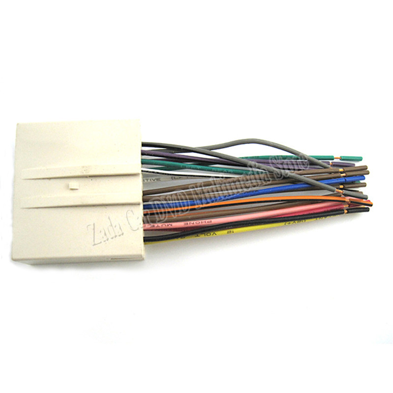 popular wiring car audio buy cheap wiring car audio lots from top quality car audio stereo wiring harness adapter plug for buick regal cd dvd